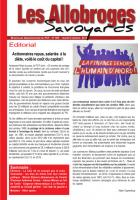 Les Allobroges - N°885