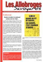 Les Allobroges - N°902 - 17 Juin 2O14