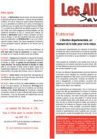 Les Allobroges - N°914 - 3 Février 2O15