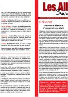 Les Allobroges - N°934 - 5 Janvier 2O16