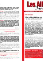 Les Allobroges - N°939 - 15 Mars 2O16