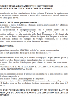 Compte rendu de l'Assemblée générale du grand Chambéry [02/10/18]