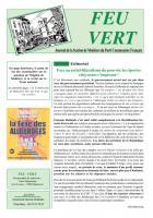 Feu Vert - Juin 2O13