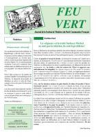 Feu Vert - Juillet 2O12