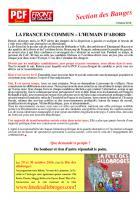 Bulletin des Bauges - Octobre 2016