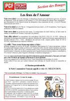 Bulletin des Bauges - Avril 2017