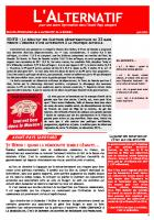 Alternatif n°3 - juin 2015