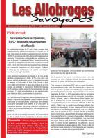 Les Allobroges - N°898 - 15 Avril 2O14