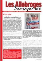 Les Allobroges - N°896 - 18 Mars 2O14