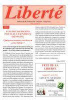 Liberté - Mars/Avril 2O13