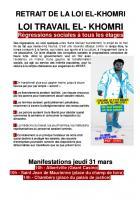 [Tract] Retrait de la Loi El-Kohmri