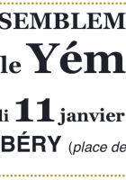 Solidarité avec le peuple du Yémen !