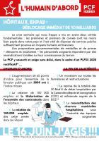 [Tract] Santé : Mobilisation le 16 Juin 2020