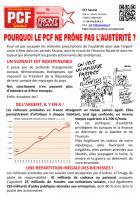 UNIS CONTRE L'AUSTÉRITÉ - Manif du 9 avril  à Paris