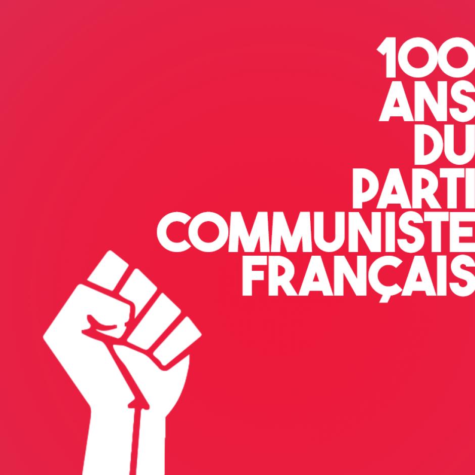 Les 100 ans du PCF