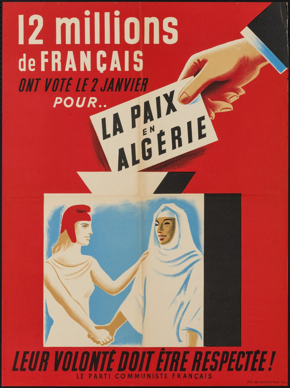 [Ugine] Sur la guerre d'Algérie : une exception regrettable