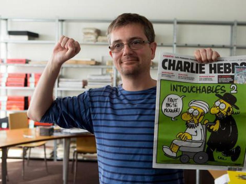 Charlie Hebdo : « détermination à faire vivre les valeurs de Liberté, d'Egalité et de Fraternité »