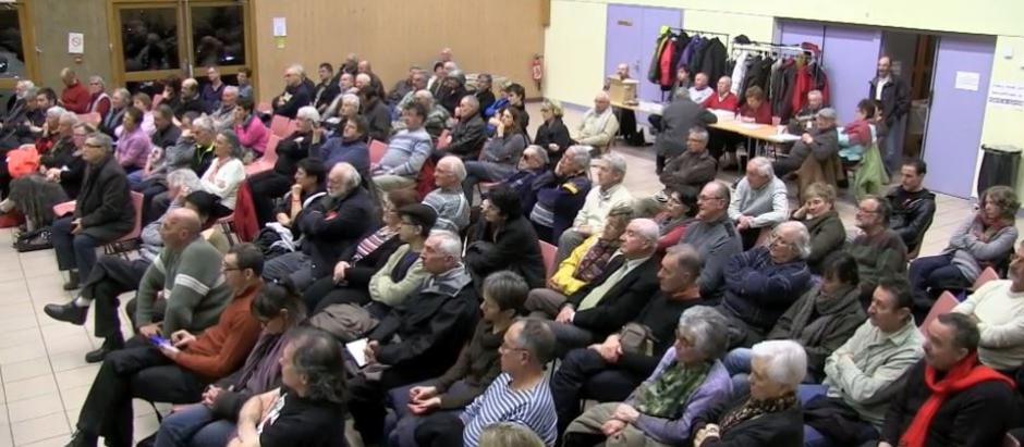 A Chambéry - Pierre Laurent en appelle à la mobilisation et au rassemblement