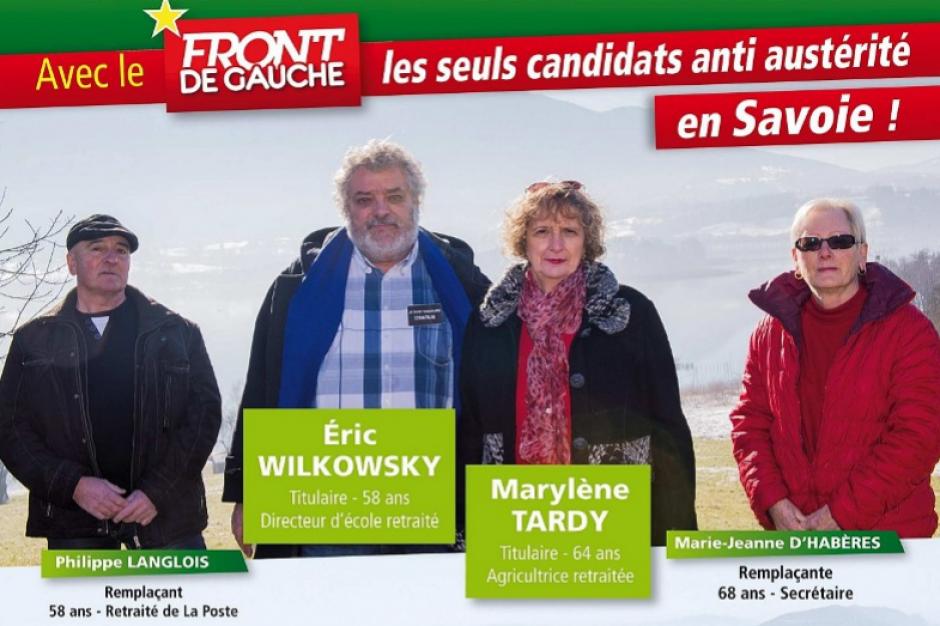 Réunion Publique des candidat-e-s de Pont Beauvoisin
