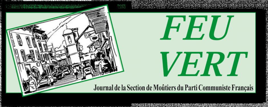Feu Vert - Journal de la Section de Moûtiers