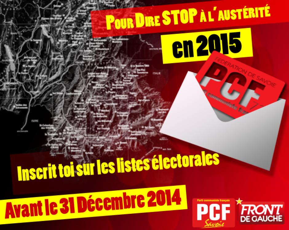 Departementales 2015 (Cantonales)