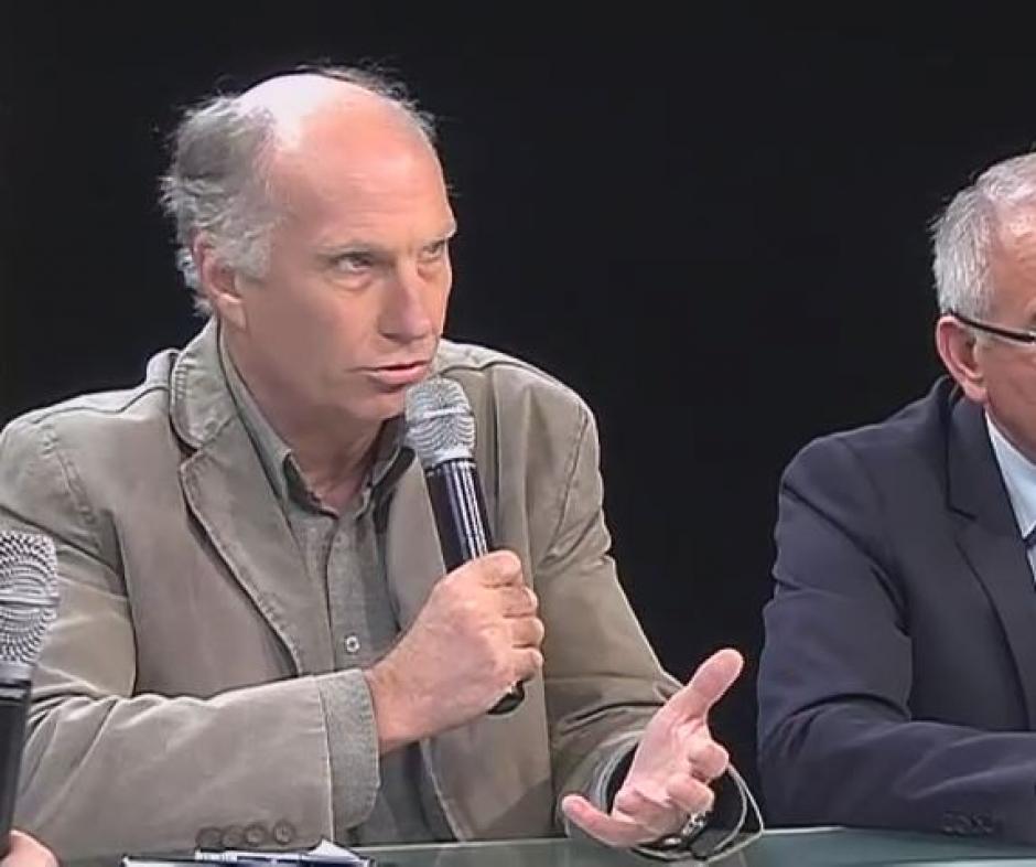 Passage TV - TV8 Mont-Blanc - République - Gilles Ravache