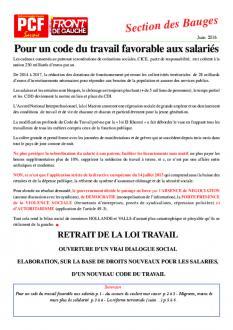 Bulletin des Bauges - Juin 2016