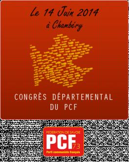 Congrès départemental du PCF